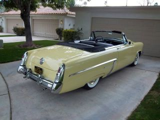 1952 Mercury Monterey Convertible Frame Off photo