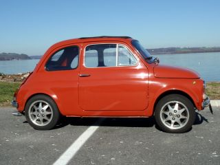 1970 Fiat 500l,  500 Series,  Licensed And Inspected, photo