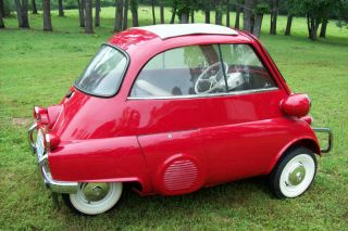 1958 Bmw Isetta 300 Microcar photo