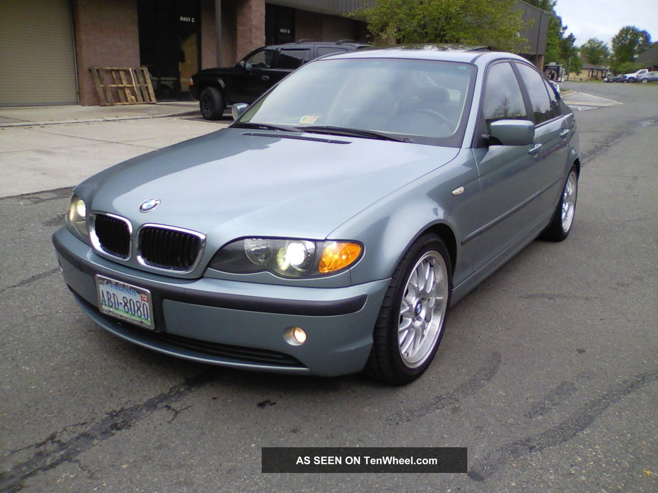 2002 bmw 325i automatic with sport premium package. Black Bedroom Furniture Sets. Home Design Ideas