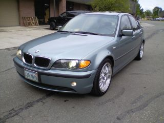 2002 Bmw 325i Automatic With Sport / Premium Package photo