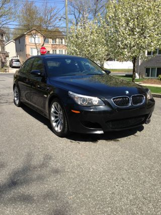 2008 Bmw M5 Base Sedan 4 - Door 5.  0l photo