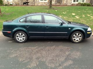 2003 Volkswagen Passat 4 Motion - All Wheel Drive Auto Transmission - photo