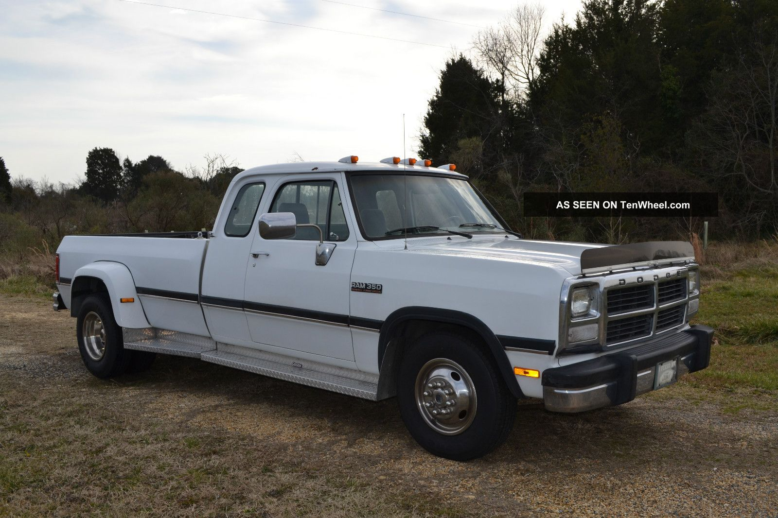 1993 Dodge D350 Le Cummins Diesel Extended Cab