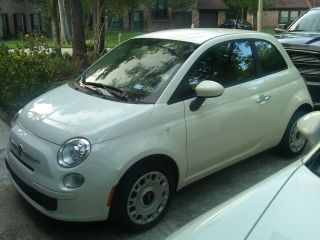 2012 Fiat 500 Pop Hatchback photo