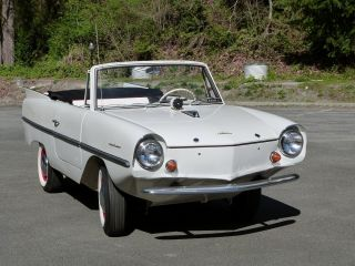 1963 Amphicar 770 photo
