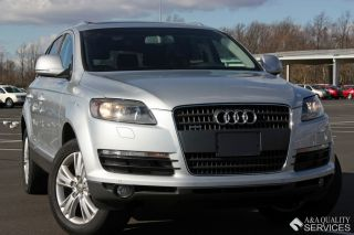 2009 Audi Q7 Premium Plus Awd Rear Camera Panoramic Roof photo