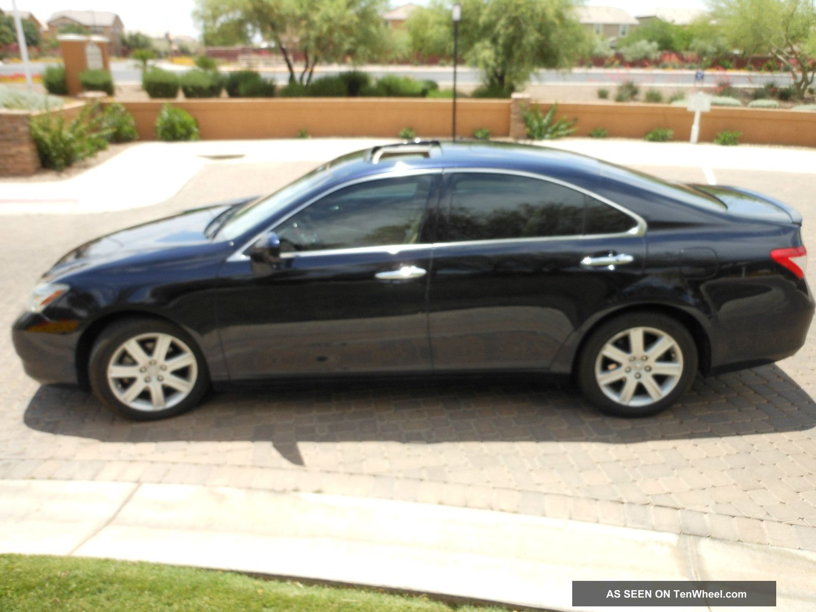 2007 lexus es350 navi moon roof 4 es photo 3. Black Bedroom Furniture Sets. Home Design Ideas