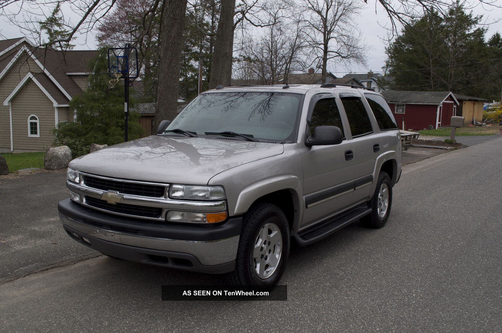 2004 chevrolet tahoe ls bose 3rd row seat. Black Bedroom Furniture Sets. Home Design Ideas