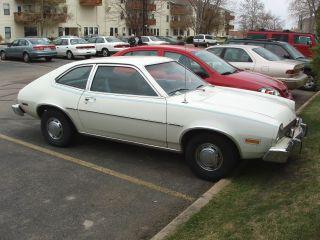 1976 Ford Pinto Base Sedan 2 - Door 2.  8l photo
