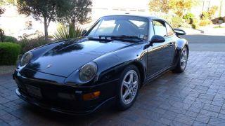 1996 Porsche 993 911 Targa Coupe 2 - Door 3.  6l photo