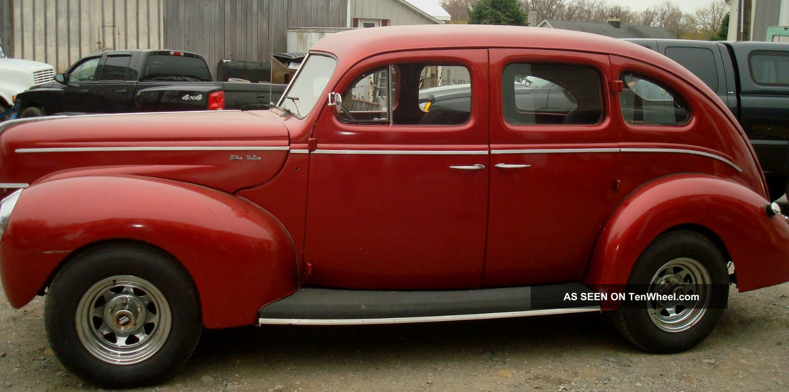 1940 Ford Rodster Other photo