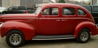 1940 Ford Rodster photo