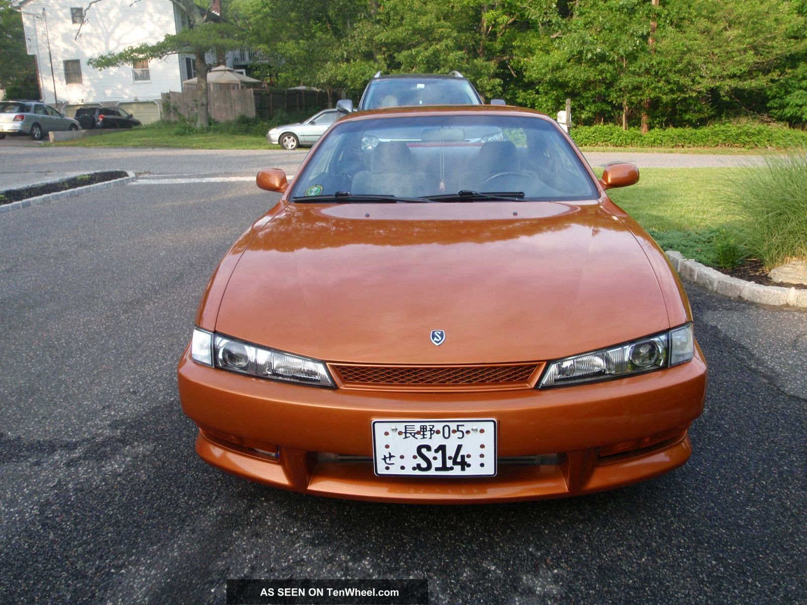 1995 Nissan 240sx Se With Rb25 Neo