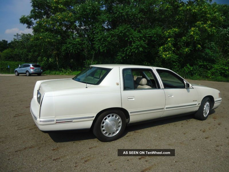 1998 cadillac deville. Cars Review. Best American Auto & Cars Review