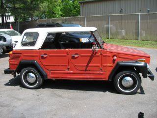 1973 Volkswagon Thing photo