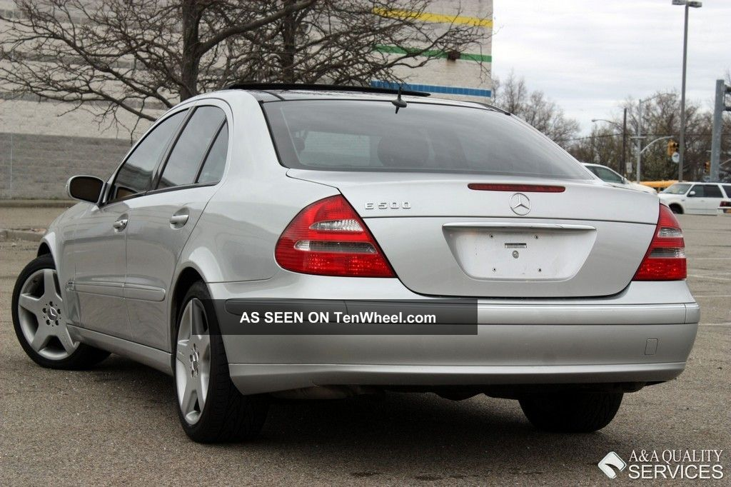 Mercedes e500 amg for sale images for 2003 mercedes benz e500 for sale