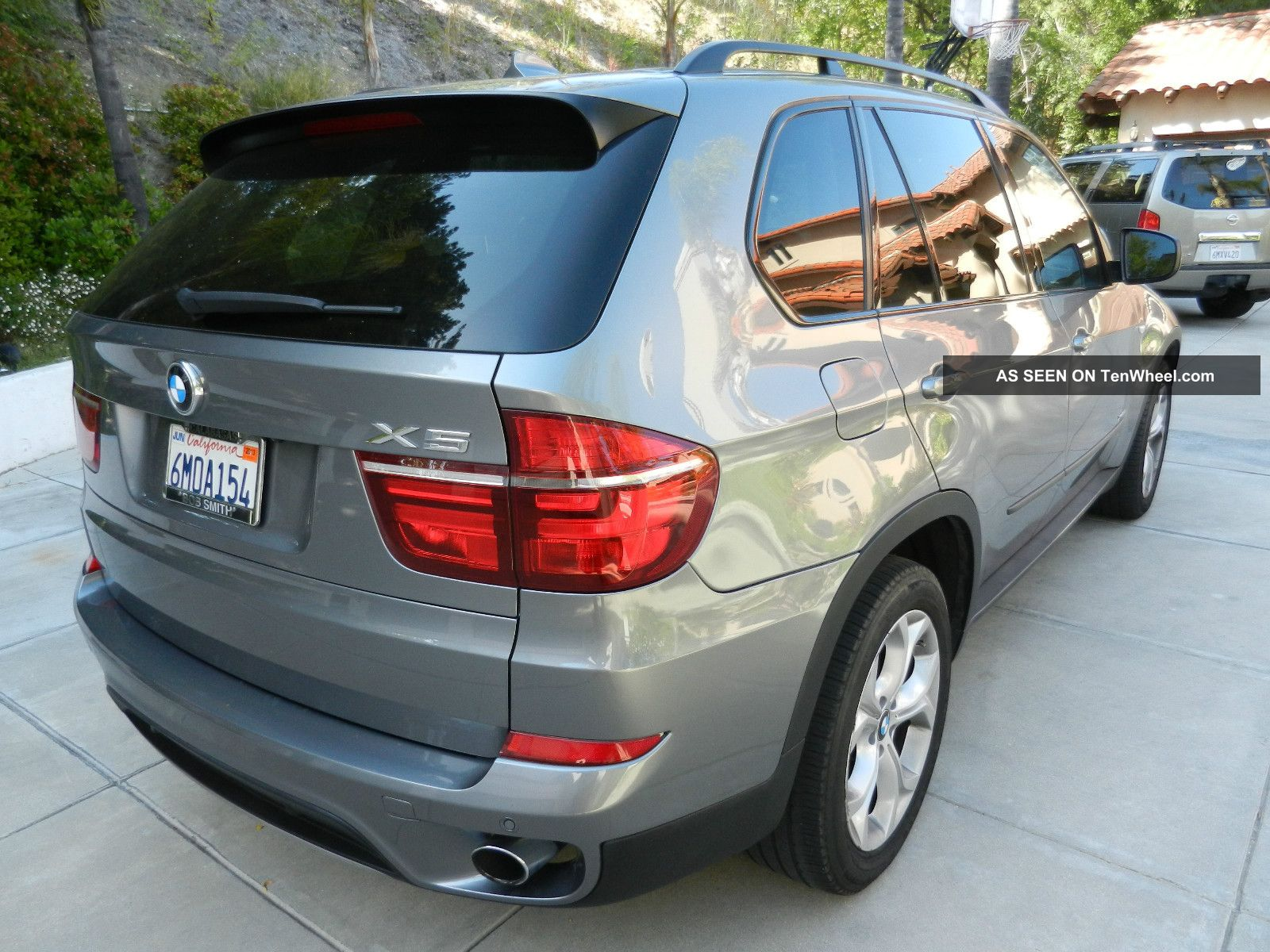 2011 bmw x5 xdrive35i sport utility 4 door 3 0l premium. Black Bedroom Furniture Sets. Home Design Ideas