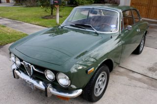 1969 Alfa Romeo Gtv photo