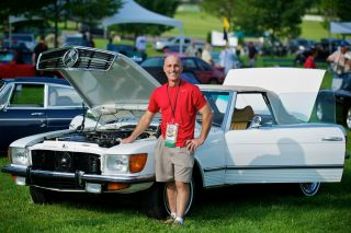 1972 Mercedes Benz 450sl - Extra Sharp - Ready For Summertime Concours Car photo