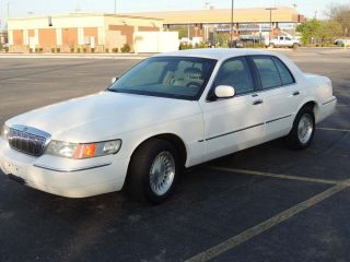 2000 Mercury Grand Marquis photo