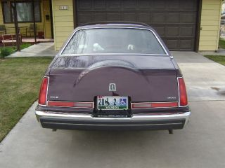 1988 Lincoln Mark Vii Lsc,  Immaculate,  2 Owner,  Full History photo