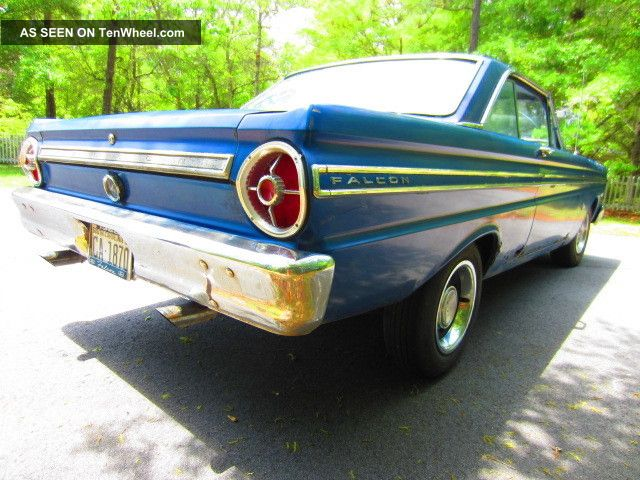 1965 Ford Falcon Futura 289 V8 Falcon photo