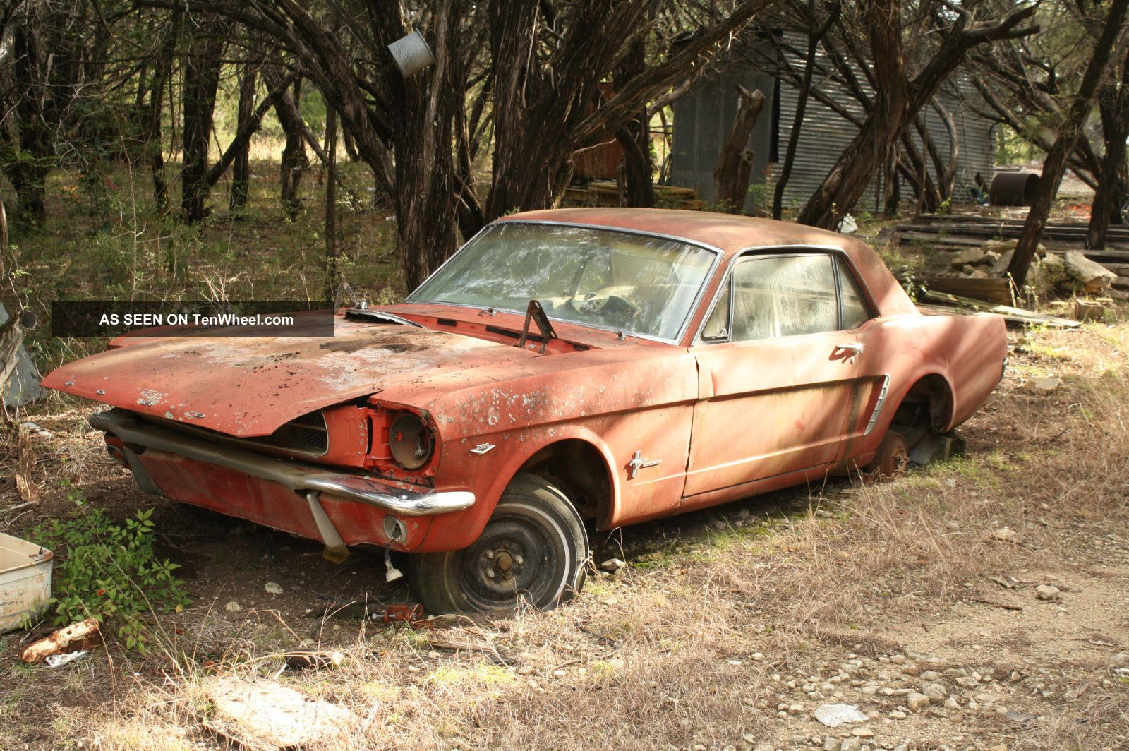 1965 Ford Mustang For Restoration Mustang photo