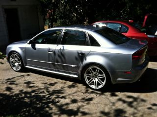 2008 Audi Rs4 Base Sedan 4 - Door 4.  2l photo