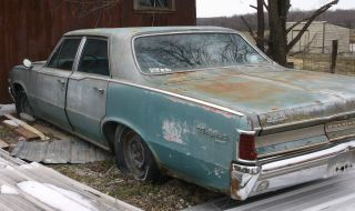 1964 Pontiac Tempest,  4 Door photo