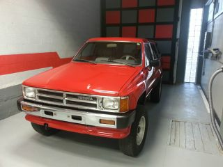 (( (( (( (( ((1987 Toyota 4 Runner)) )) )) )) )) )) )) )) )) )) photo