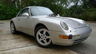 1997 Porsche 911 993 Tiptronic photo