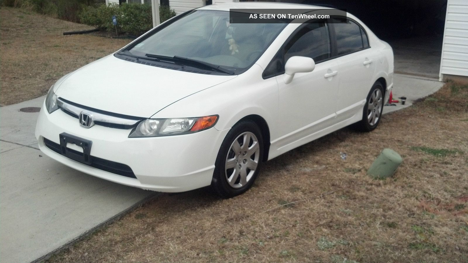 2007 honda civic lx sedan 4 door 1 8l buy it now or