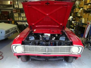 1966 Ford Falcon,  Fresh 302,  Paint Inside And Out,  And A 4 Speed photo