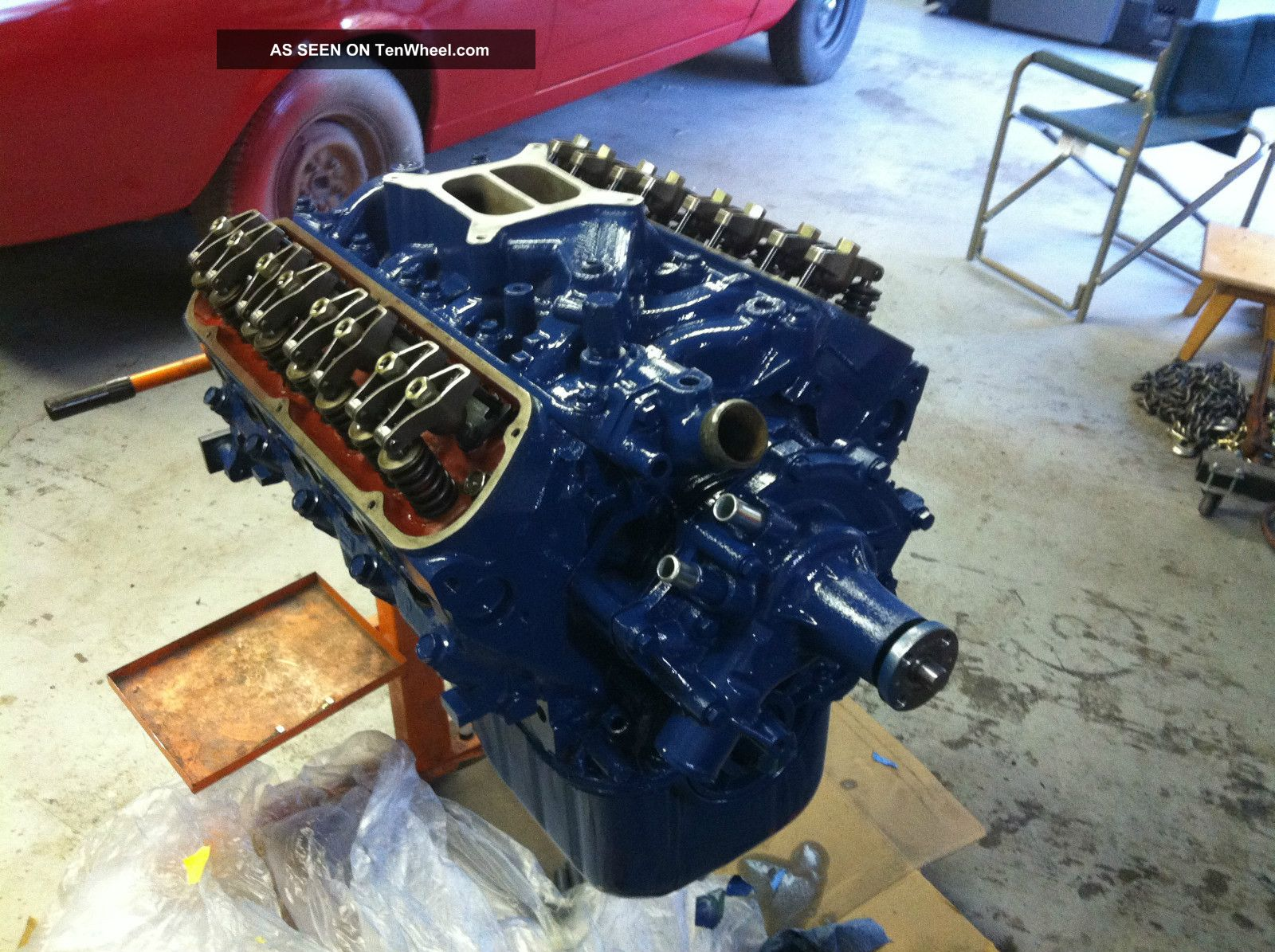 Ford 302 engine colors ford free engine image for user for Ford motor paint colors