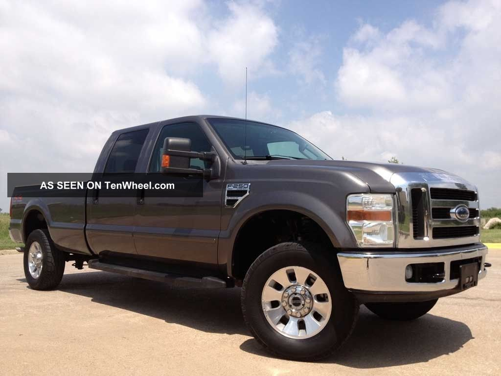 2008 Ford F 250 Super Duty 4x4 Crew Cab Diesel V 8 Photo .html | Autos Post