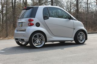 2009 Smart Fortwo Brabus Edition photo