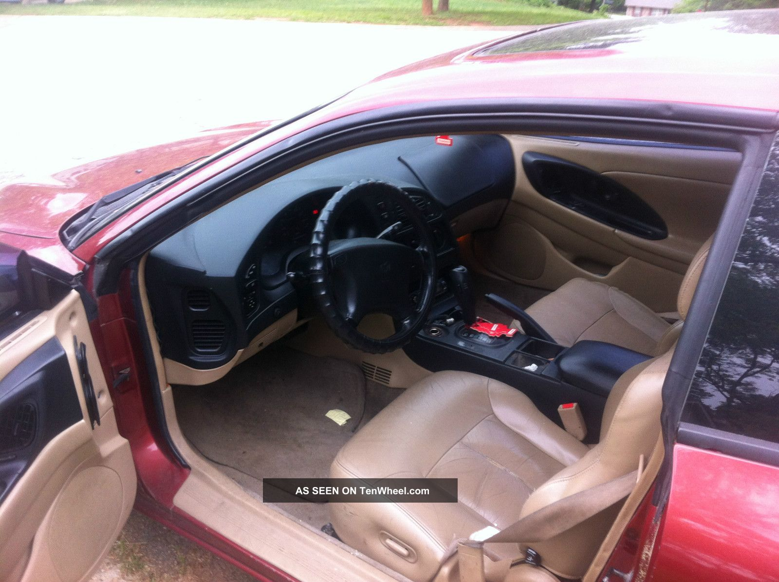 1998 Dodge Avenger Es Coupe 2 Door 2 5l