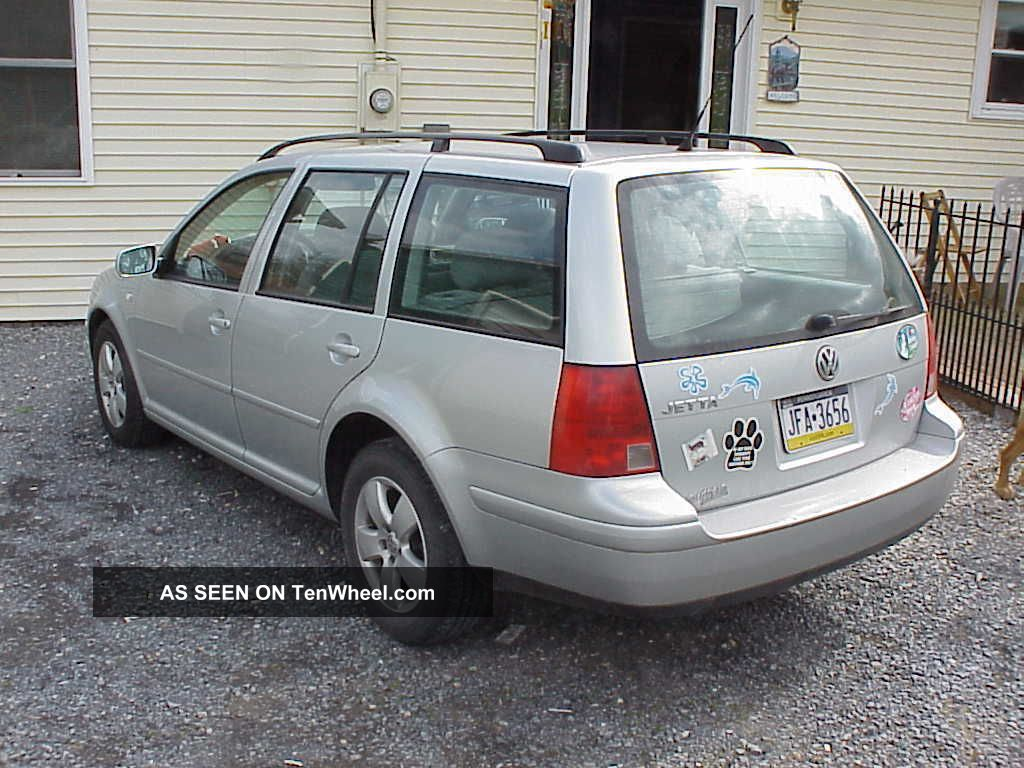 2004 Volkswagon Jetta Wagon,  Very Dependable,  180k,  2.  0 - 4cyl,  Auto,  Cold Ac,  Great Mpg Jetta photo