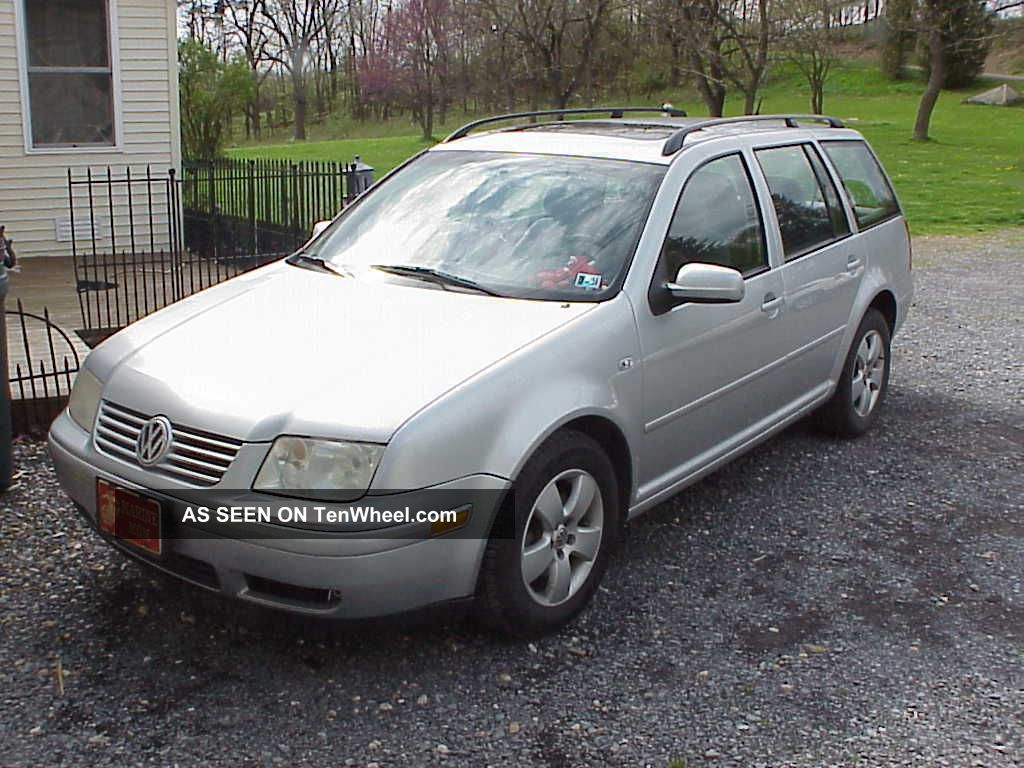 2004 Volkswagon Jetta Wagon Very Dependable 180k 2 0