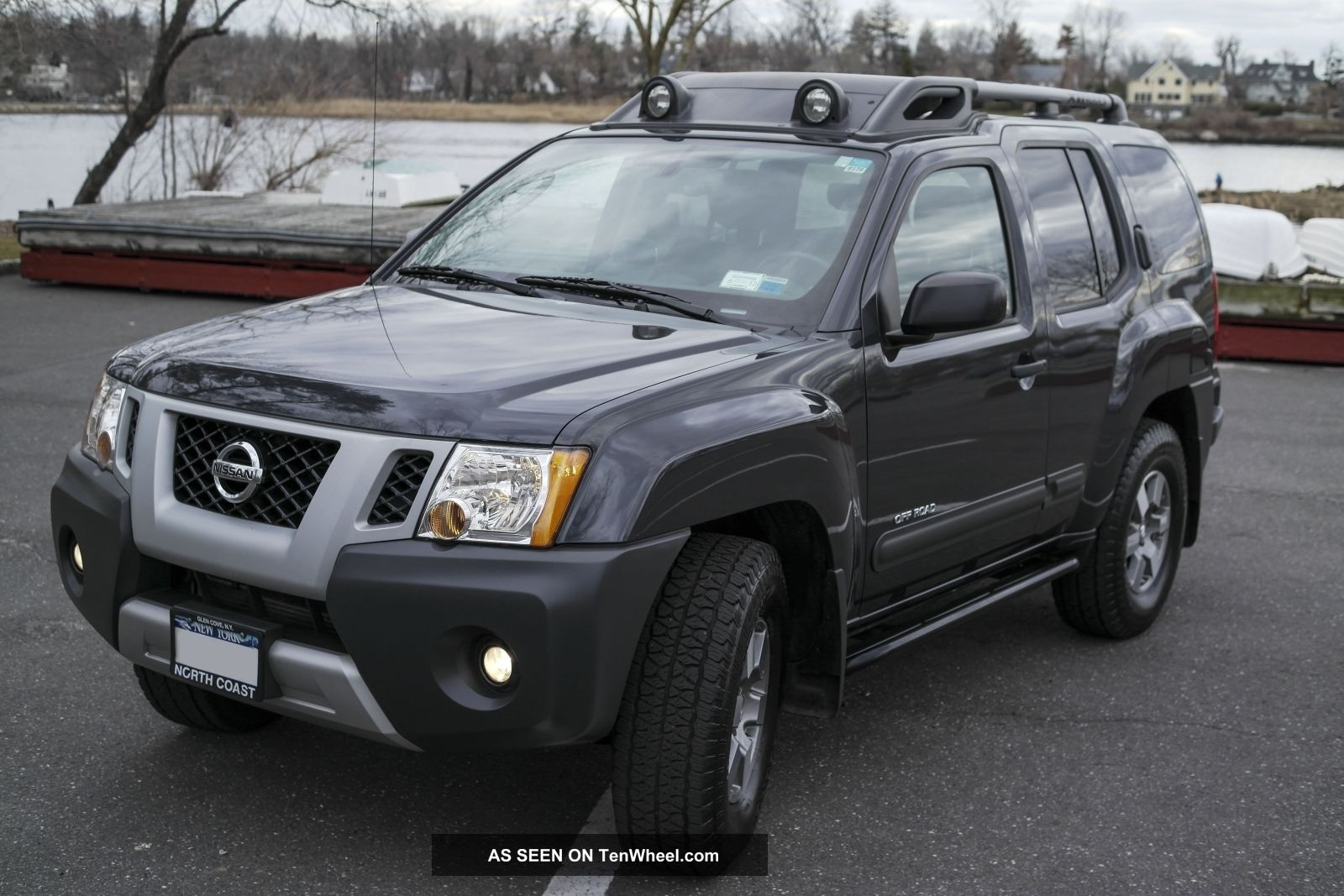2010 Nissan Xterra Off Road Sport Utility 4 Door 4 0l
