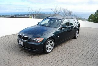 2008 California Bmw 328i Wagon Loaded photo