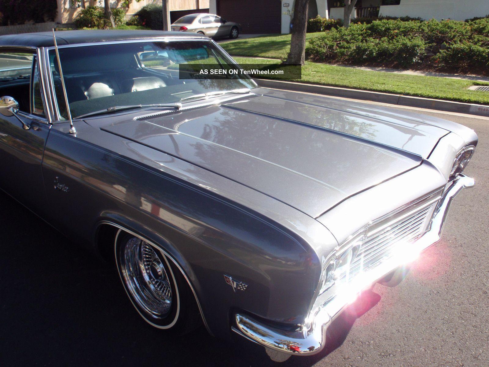 1966 Chevy Impala Caprice Bel Air West Coast Lowrider Chevrolet
