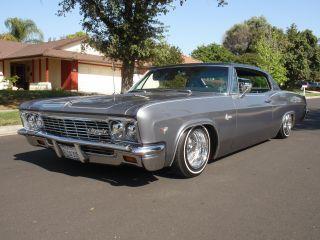 1966 Chevy Impala Caprice Bel - Air West Coast Lowrider photo