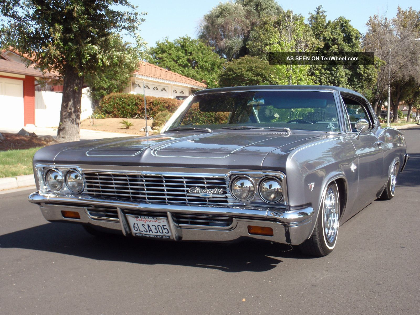 1966 Chevy Impala Caprice Bel Air West Coast Lowrider Wire Harness Kit