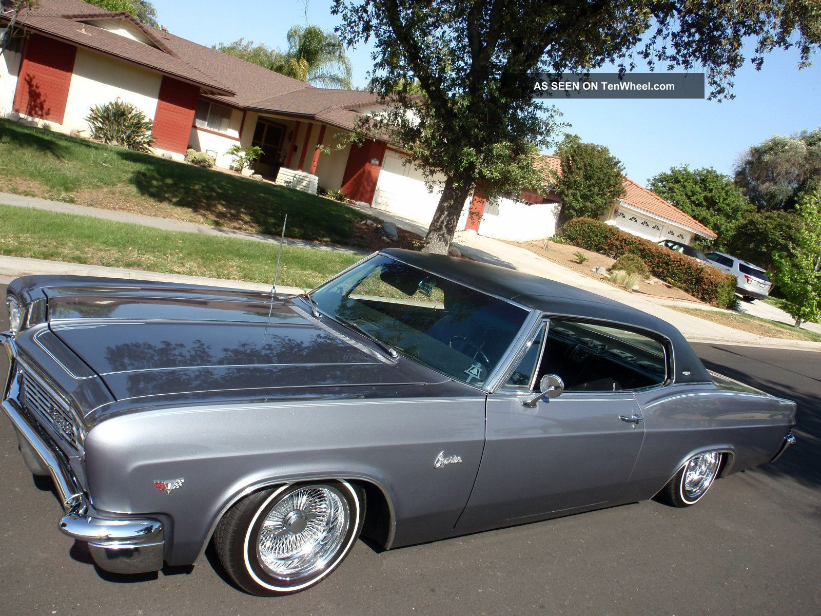 1966 Chevy Impala Caprice Bel Air West Coast Lowrider For Sale