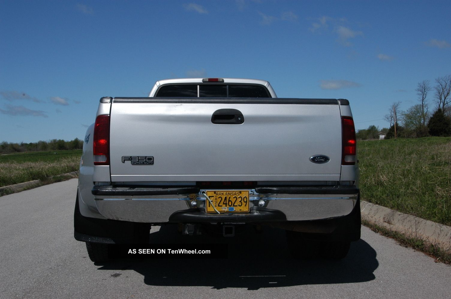 Towing Capacity For 2000 F350 Duallyml