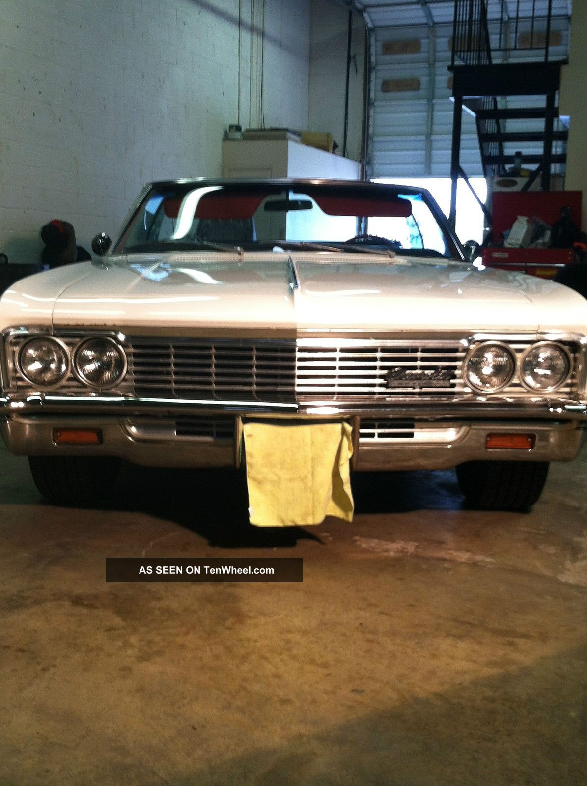 1966 Chevrolet Impala Ss 427 Convertible Impala photo