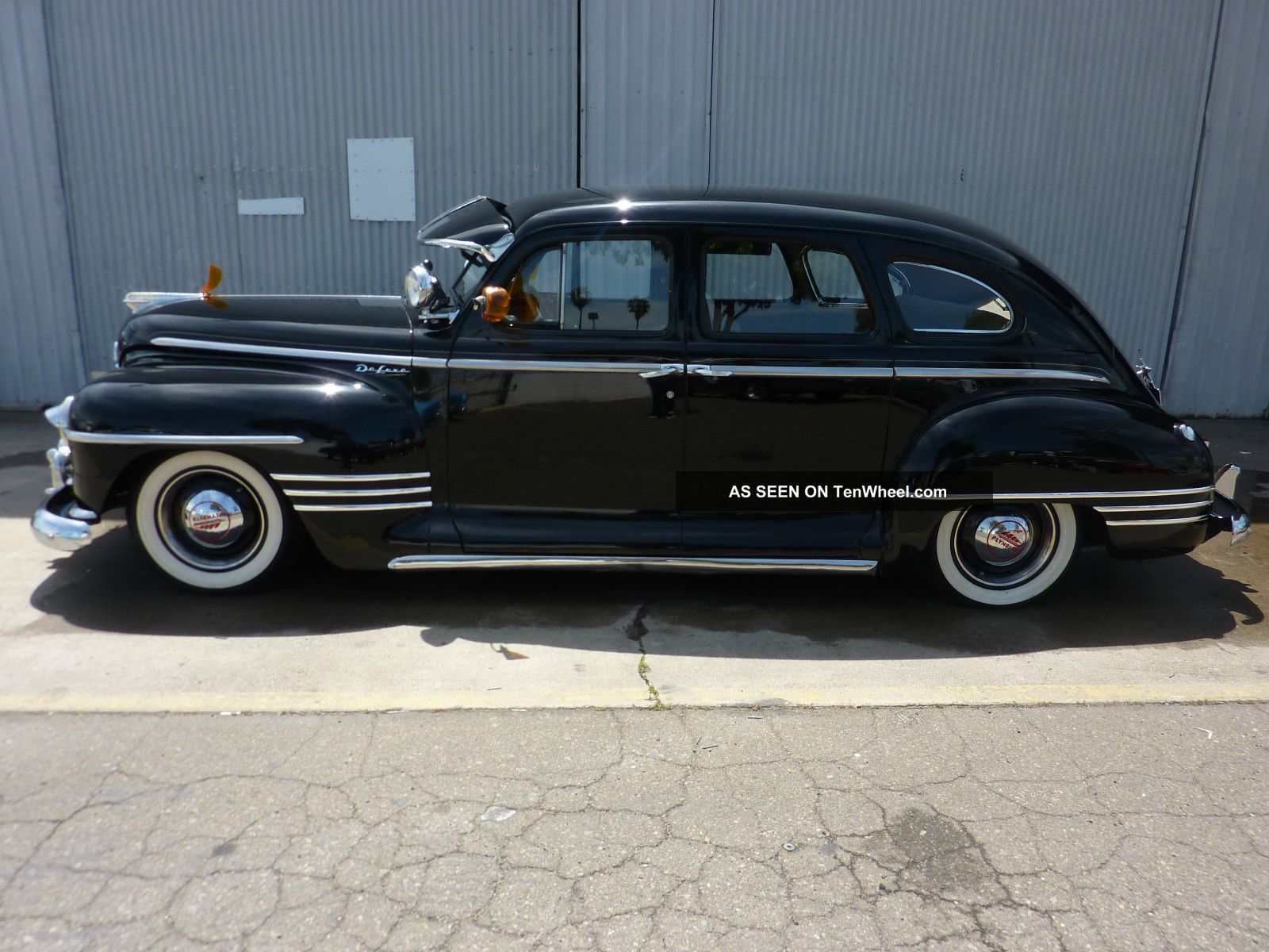 Plymouth Deluxe 1948
