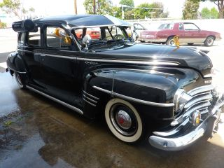 Plymouth Deluxe 1948 photo